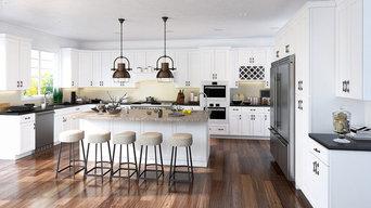 Modern Ranch Kitchen