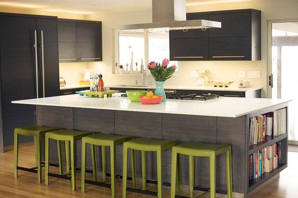 Modern Kitchen by Lloyd Architects