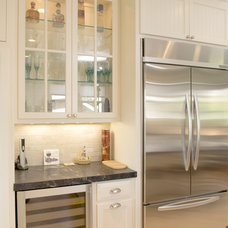 Contemporary Kitchen by Jenny Derry Design
