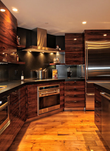 Contemporary Kitchen by Beres Design Group