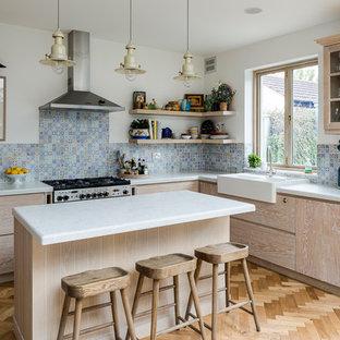 Modern Rustic House Stamford Brook