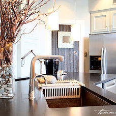 Eclectic Kitchen by Tommie Milacci Photography, LLC