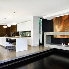 Contemporary Kitchen by GIA Bathroom & Kitchen Renovations