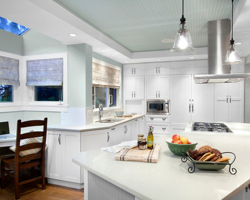 photos kitchen cabinets modern shaker kitchen houzz 1478