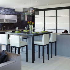 Contemporary Kitchen by Studio Becker- Bespoke Cabinetry and Millwork