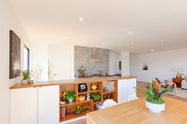 Eclectic Kitchen by Carley Montgomery