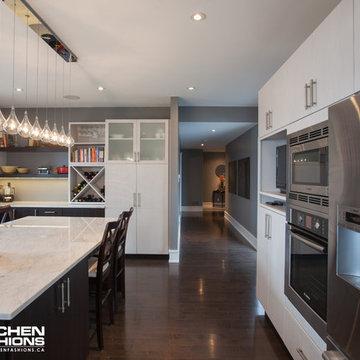 Modern Sleek Kitchen