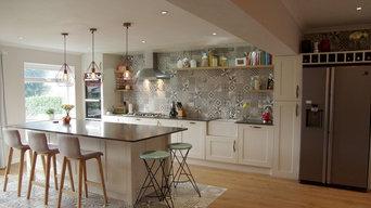 Modern, Sociable, Penarth Kitchen Renovation