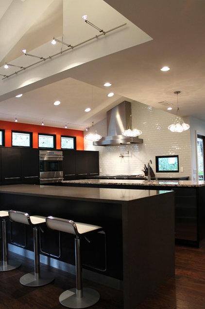 Modern Kitchen by Karen Radtke Interior Design