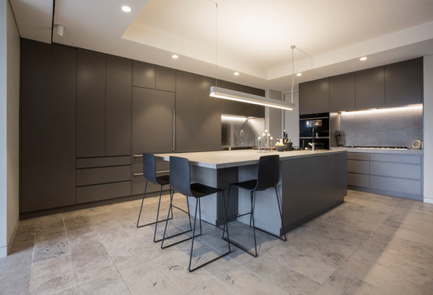 Contemporary Kitchen by Design by Sergio