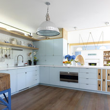 Contemporary Kitchen by Austin Patterson Disston Architects