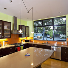 Contemporary Kitchen by Noel Cross+Architects