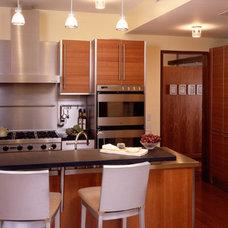 Modern Kitchen by Gleicher Design - Architecture & Interiors