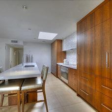 Modern Kitchen by Palm Design Group