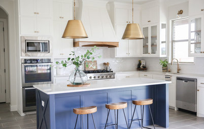 When to Pick Kitchen Fixtures and Finishes