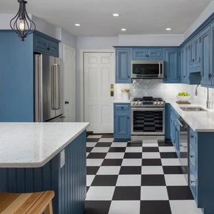 Modern Traditional Kitchen