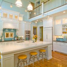 Traditional Kitchen by Hyrum McKay Bates Design, Inc.