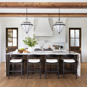 Modern Tudor House | New Construction and Decorating