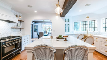 Modern Tudor Kitchen Renovation