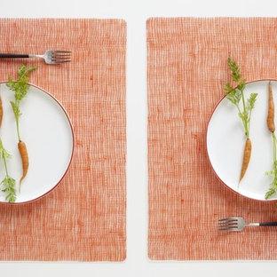 Eat-in kitchen - modern eat-in kitchen idea in San Francisco