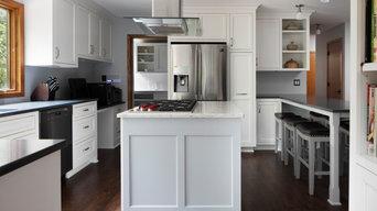 Modern Twist to a Midcentury Home