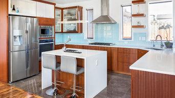 Modern Urban Kitchen Renovation