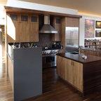 Kitchen Range Contemporary Kitchen Chicago By