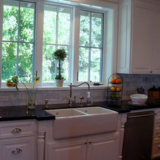 Contemporary Kitchen by Lydia Lyons Designs