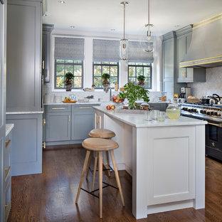Modern Vintage Kitchen renovation renovation of 1930's house