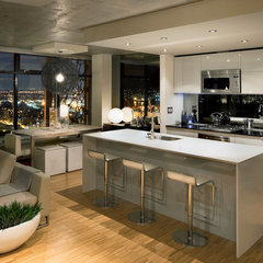 modern kitchen by Sublime Interior Design