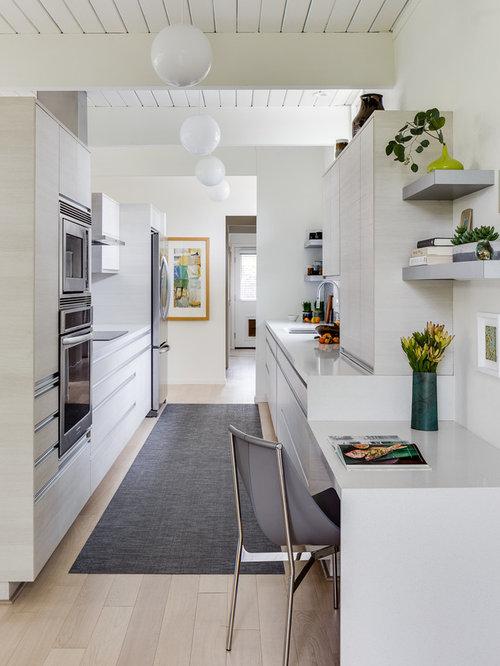 25 Best Midcentury Modern Kitchen Ideas & Designs | Houzz