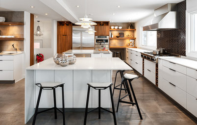 Kitchen of the Week: Cooking for Two in Ontario