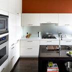 Modern White Kitchen 2 By Paris Kitchens