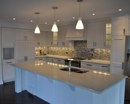 Modern Calgary Kitchen Design Ideas & Remodel Pictures | Houzz