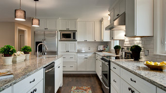 Modern White Shaker Kitchens
