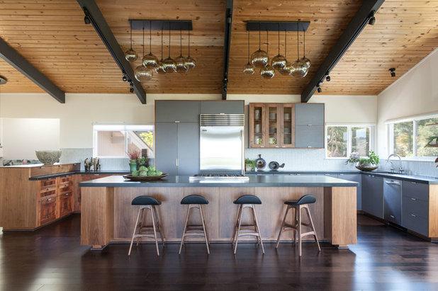 Contemporary Kitchen by Studio SHK