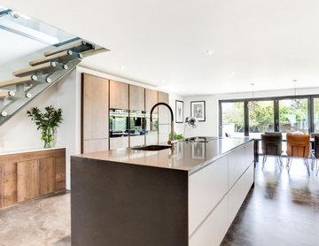 Modernised Oak Kitchen
