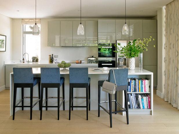 Cool Contemporary Kitchen by Susan Venn Design