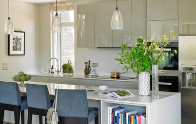 Room of the Day: Classic Meets Contemporary in an Open-Plan Space