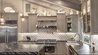 Modesto Kitchen-Designed by Remix Design