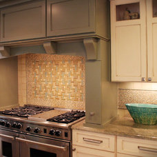 Traditional Kitchen by House of L Interior Design