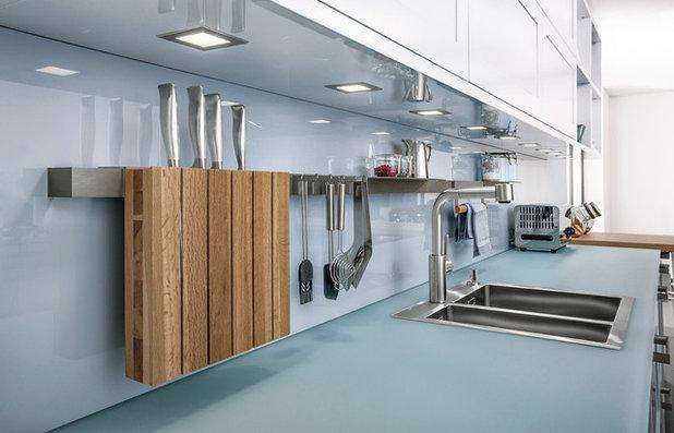 Contemporary Kitchen by LeichtCA / Architectural Kitchens Inc