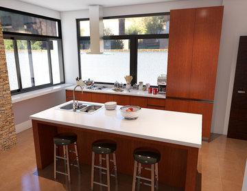 Modular Kitchen Design and Installation in Quezon City