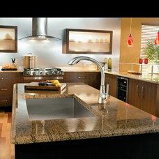 Modern Kitchen by Moen