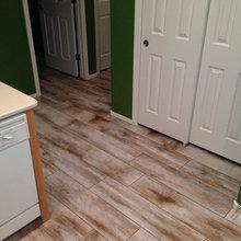 Customer Flooring Renovations