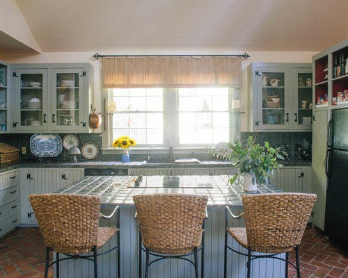 Curtain And Blind Kitchen Design Ideas Renovations