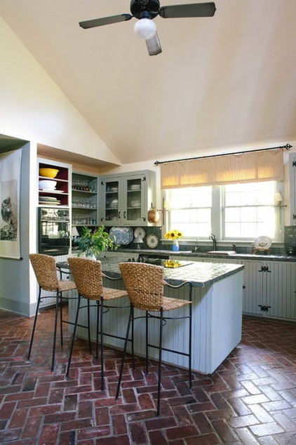 Rustic Kitchen by Anna Addison Photography