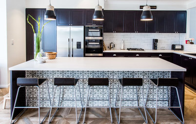 Face First: Kitchen Islands Showing Off Their Best Side