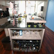 Kitchen by Susan Diana Harris Interior Design