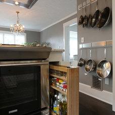 Transitional Kitchen by Arciform